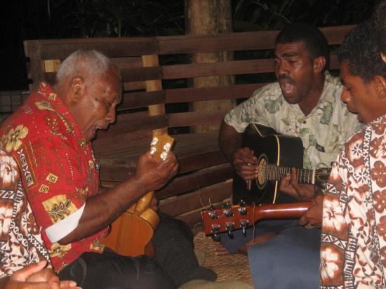 Lalati Resort & Spa: kava night
