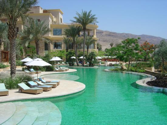 Kempinski Hotel Ishtar Dead Sea: Pool