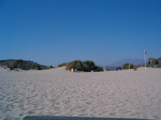 Patara Golden Pension: Patara beach