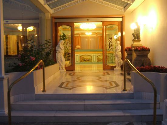 Hotel Eliseo Park's: Entrata