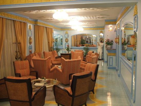 Hotel Eliseo Park's: Hall