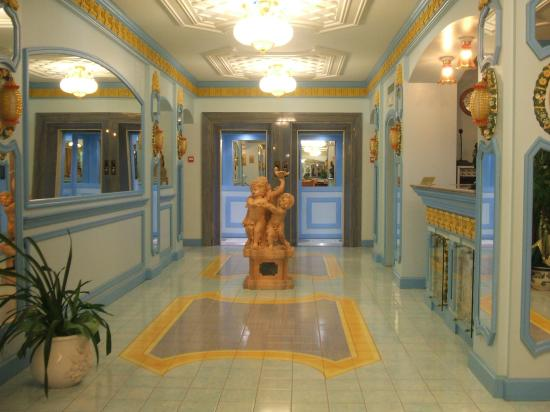 Hotel Eliseo Park's: Interni 2