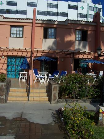 Perfect bild fr n jardin del sol apartments playa del for Jardin del sol gran canaria