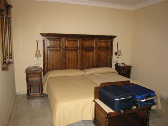Hacienda Posada de Vallina: Notre chambre