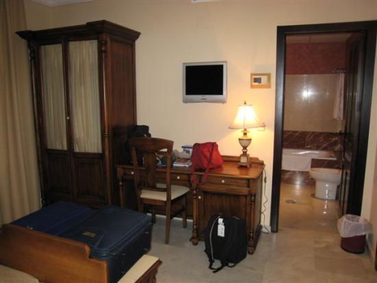Hacienda Posada de Vallina : Notre chambre