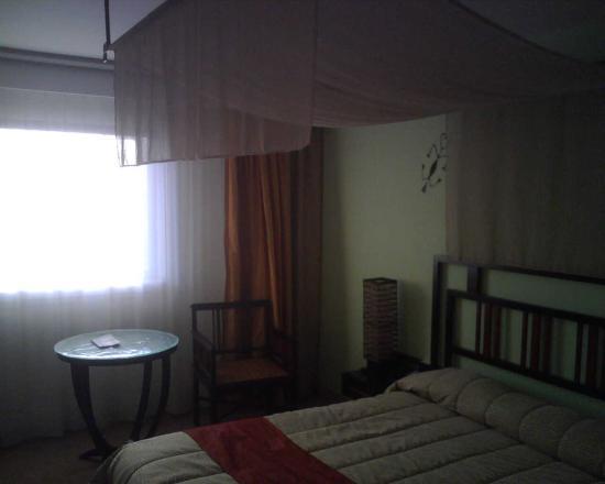 Mercure Bordeaux Aeroport : Bedroom