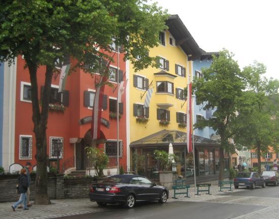 Hotel Zur Tenne: Zur Tenne 1