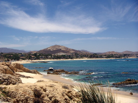 One & Only Palmilla: the view