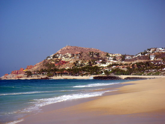 One & Only Palmilla: along the beach