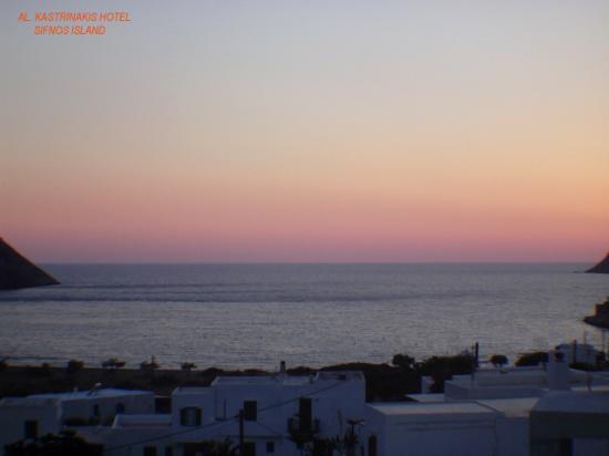 Kamares, กรีซ: view