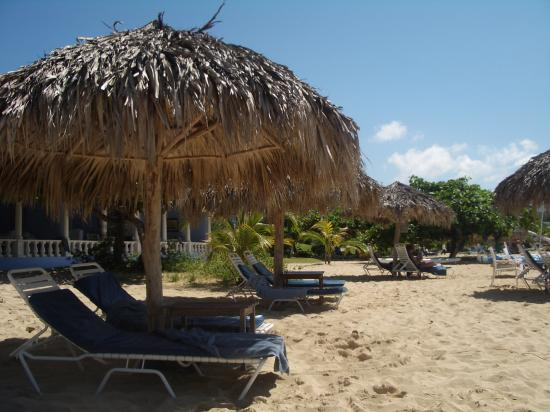 The Jamaica Inn beach
