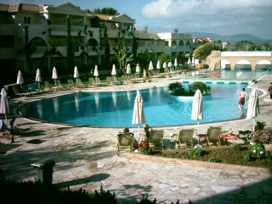 Bitzaro Grande Hotel: A suntrap