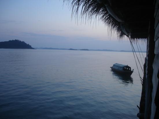 Telunas Resorts - Telunas Beach Resort: View from our room