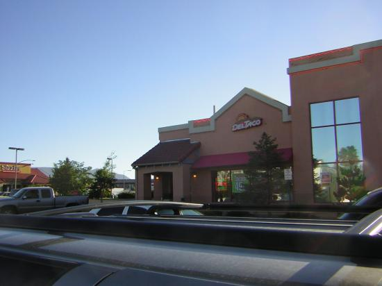 Hampton Inn & Suites Flagstaff: Across the street