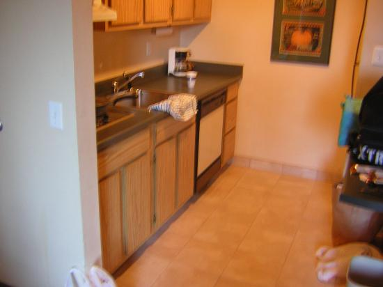 Hampton Inn & Suites Flagstaff: Kitchen