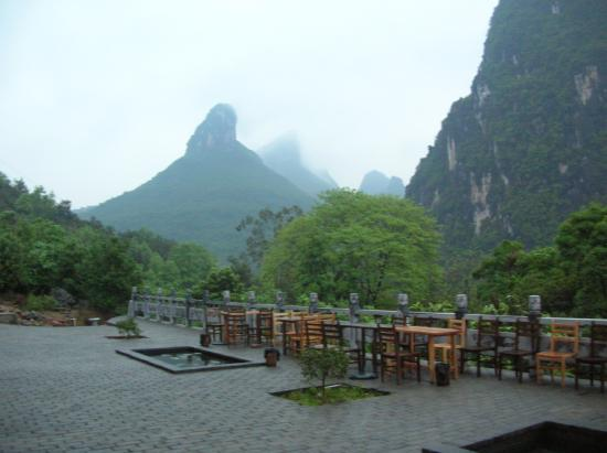 Li River Resort: The View