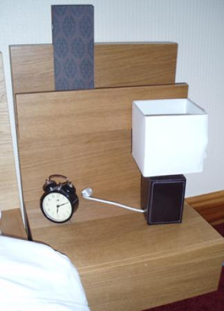 The Ox: bedside table