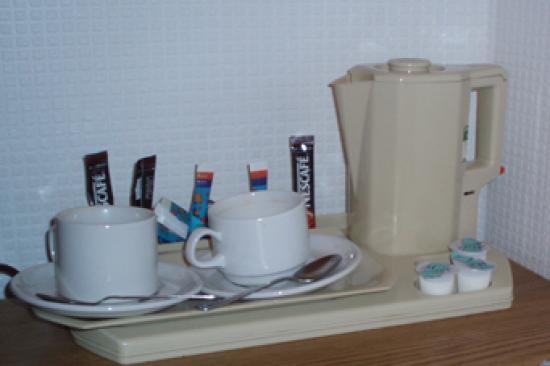 The Ox: Tea/Coffee