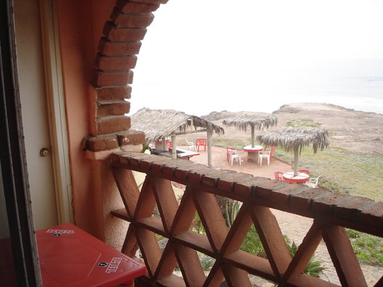 Castillos del Mar: Patio View