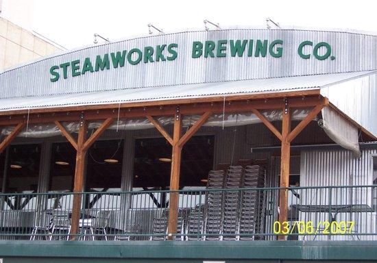 steamworks brewing co durango menu prices restaurant
