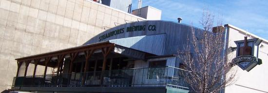 Steamworks Brewing Co: Steamworks Brewery Durango CO