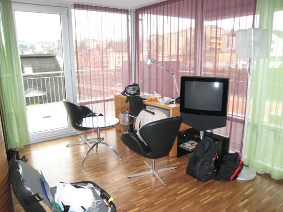Hotel Sedartis: bright and clean