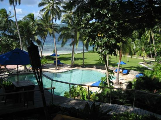Royal Davui Island Resort: resort pool