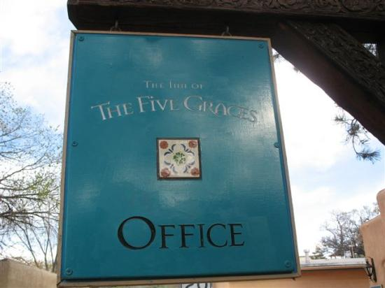 Inn of the Five Graces: The Inn