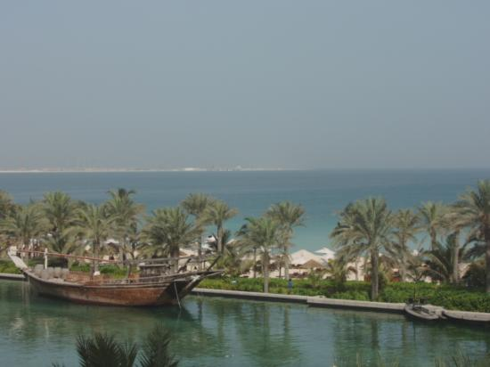 Jumeirah Mina A'Salam: View From The Balcony