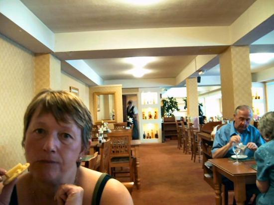 Bay Majestic Bournemouth Hotel: Restuarant
