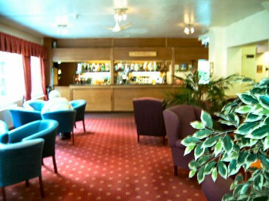 Bay Majestic Bournemouth Hotel: Bar