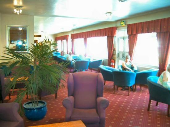Bay Majestic Bournemouth Hotel: Lounge