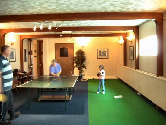 Bay Majestic Bournemouth Hotel: Games Room