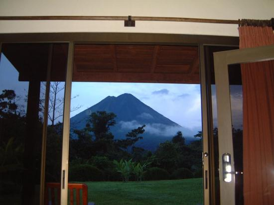 Arenal Manoa Hotel : View from my room