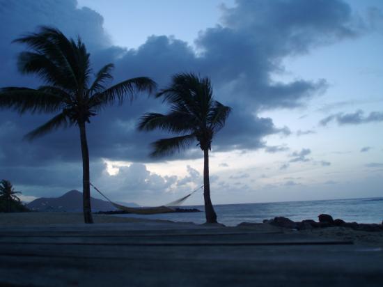 Nisbet Plantation Beach Club: Nisbet Beach Sunset