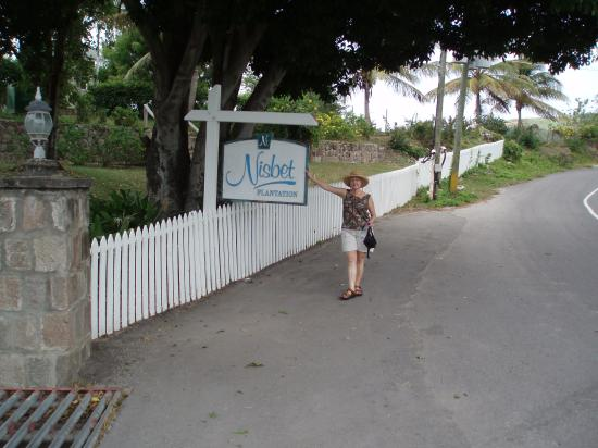 Nisbet Plantation Beach Club: We've arrived!