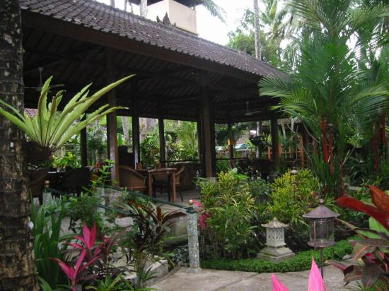 Taman Rahasia Tropical Sanctuary & Spa: restaurant