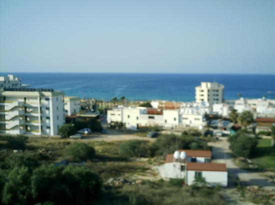 smartline Lantiana Gardens: view from apt (sea view)