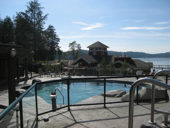 Poets Cove Resort & Spa: Adult Pool