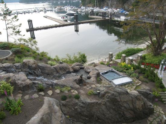 Poets Cove Resort & Spa: Bedwell Harbour