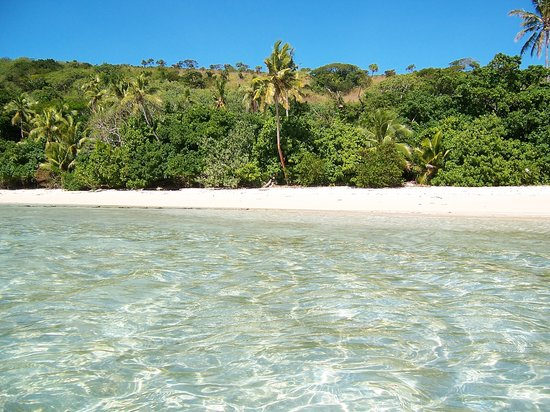 Yasawa Islands, ฟิจิ: Nanai-i-ra Island (North of Viti-Levu)