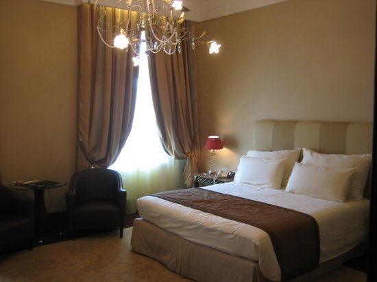 Boscolo Budapest, Autograph Collection : Bedroom, Boscolo New York Palace