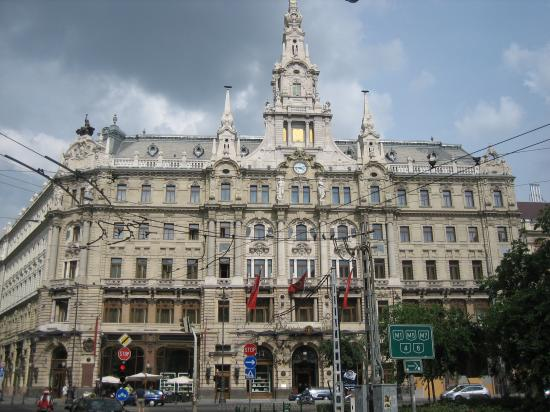 Boscolo Budapest, Autograph Collection : Exterior, Boscolo New York Palace
