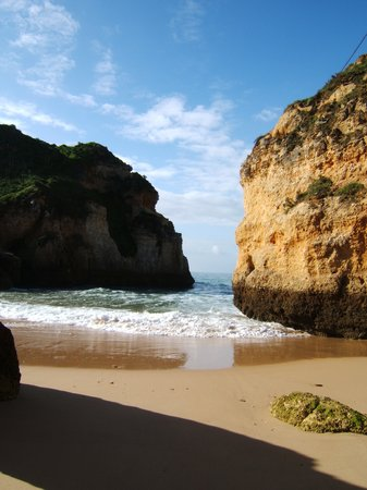 ألفور, البرتغال: Praia de Alvor beach(2)