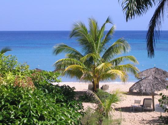 Jamaica Inn: View from room - sweet!