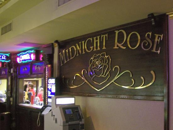 Midnight Rose Hotel and Casino: The Rose