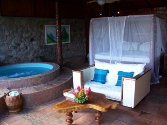 Ladera Resort: Room P
