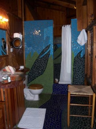 Ladera Resort: Bathroom in Room P