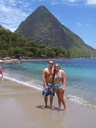 Ladera Resort: Jalousie Beach
