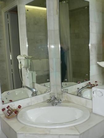 Hotel du Danube St. Germain : Sink